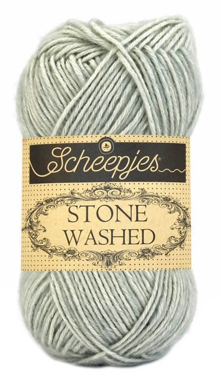 Stone washed kleur 814