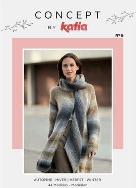 Breiboek Katia Concept nr6