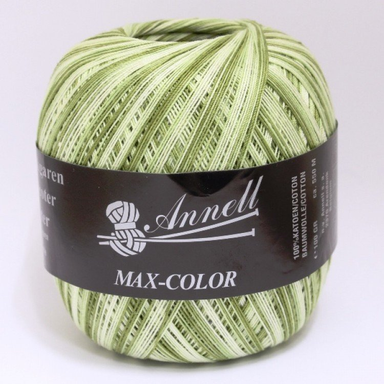 Annell Max color