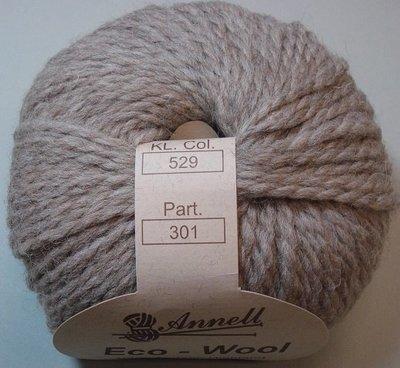 Eco-wool kleur 529