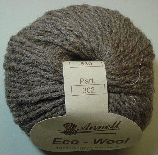 Eco-wool kleur 530