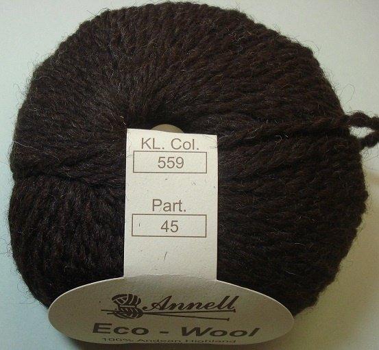 Eco-wool kleur 559