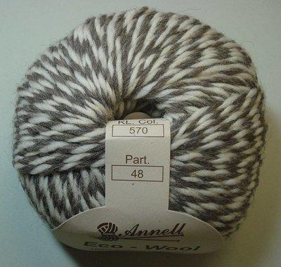 Eco-wool kleur 570