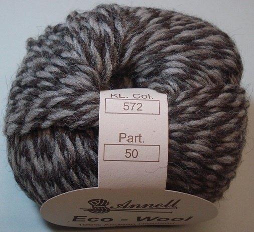 Eco-wool kleur 572