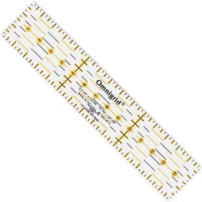 Prym Omnigrid liniaal 3 x 15 centimeter 611317