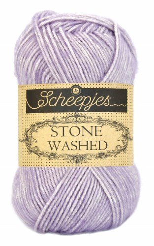Stone washed kleur 818