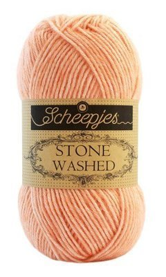 Stone washed kleur 834
