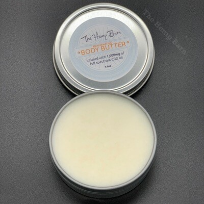 Rejuvenating Body Butter