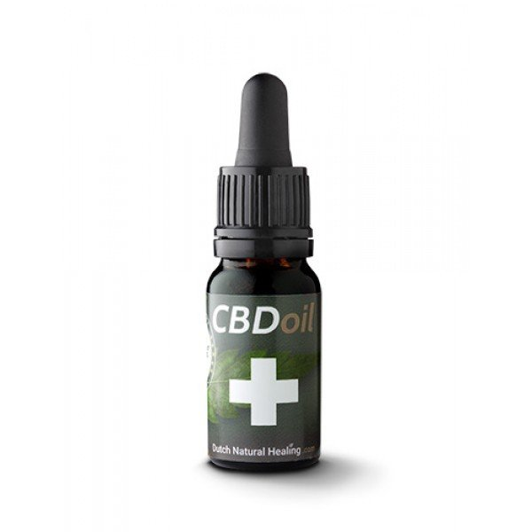 Dutch Natural Healing CBD Oil - 10ml