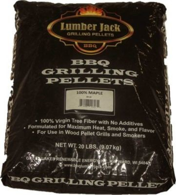 Lumber Jack 100% Maple Pellets  20lb