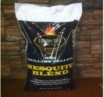 Lumber Jack Mesquite Blend Pellets   20lb