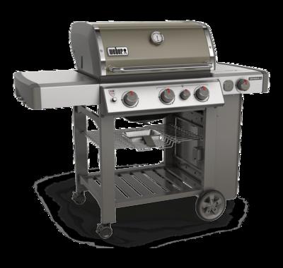 Weber-Genesis® II E-330 Gas Grill-Smoke