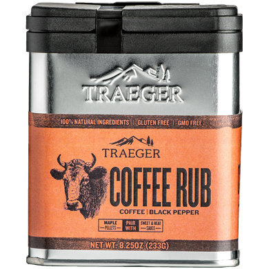 Traeger- Coffee Rub -8.25oz