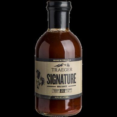 Traeger- Signature BBQ Sauce