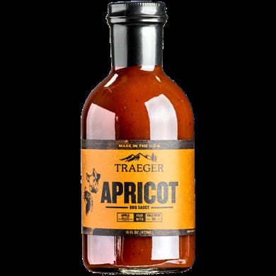 Traeger- Apricot BBQ Sauce- 16oz