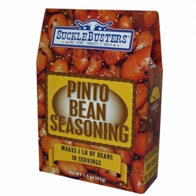 Sucklebusters- Pinto Bean Seasoning