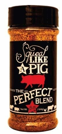 Slaps BBQ-Squeal Like a Pig The Perfect Blend 5.8 oz.