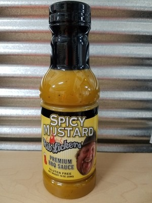 Rib Lickers- Spicy Mustard