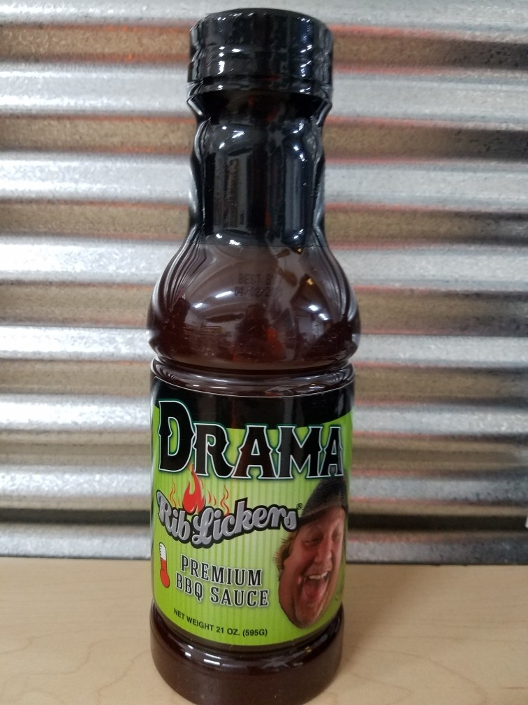Rib Lickers- Drama Sauce-21oz