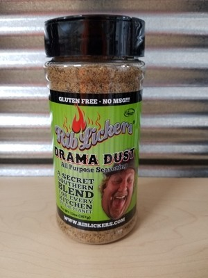 Rib Lickers-Drama Dust- 12oz