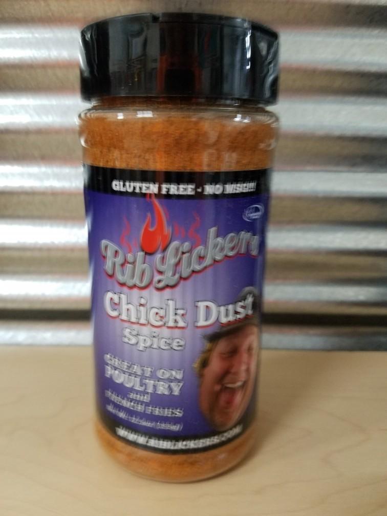 Rib Lickers- Chick Dust-12.5 oz