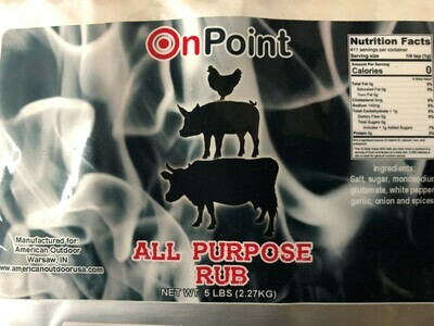 On Point- All Purpose 5 lb
