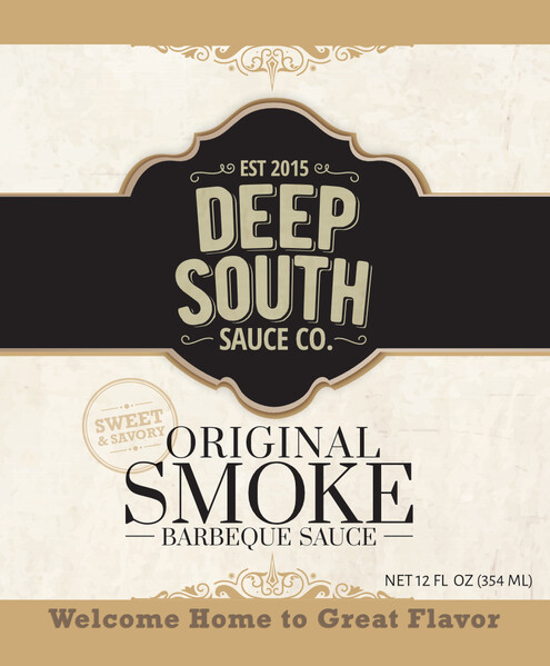 Deep South-Original Smoke BBQ Sauce