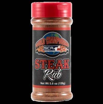 Steak Cookoff Association Steak Rub