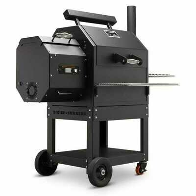 Yoder Smokers- YS 480 Standard Cart
