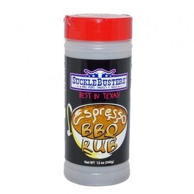 Sucklebusters- Espresso BBQ Rub