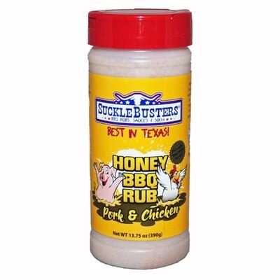Sucklebusters Honey BBQ Rub