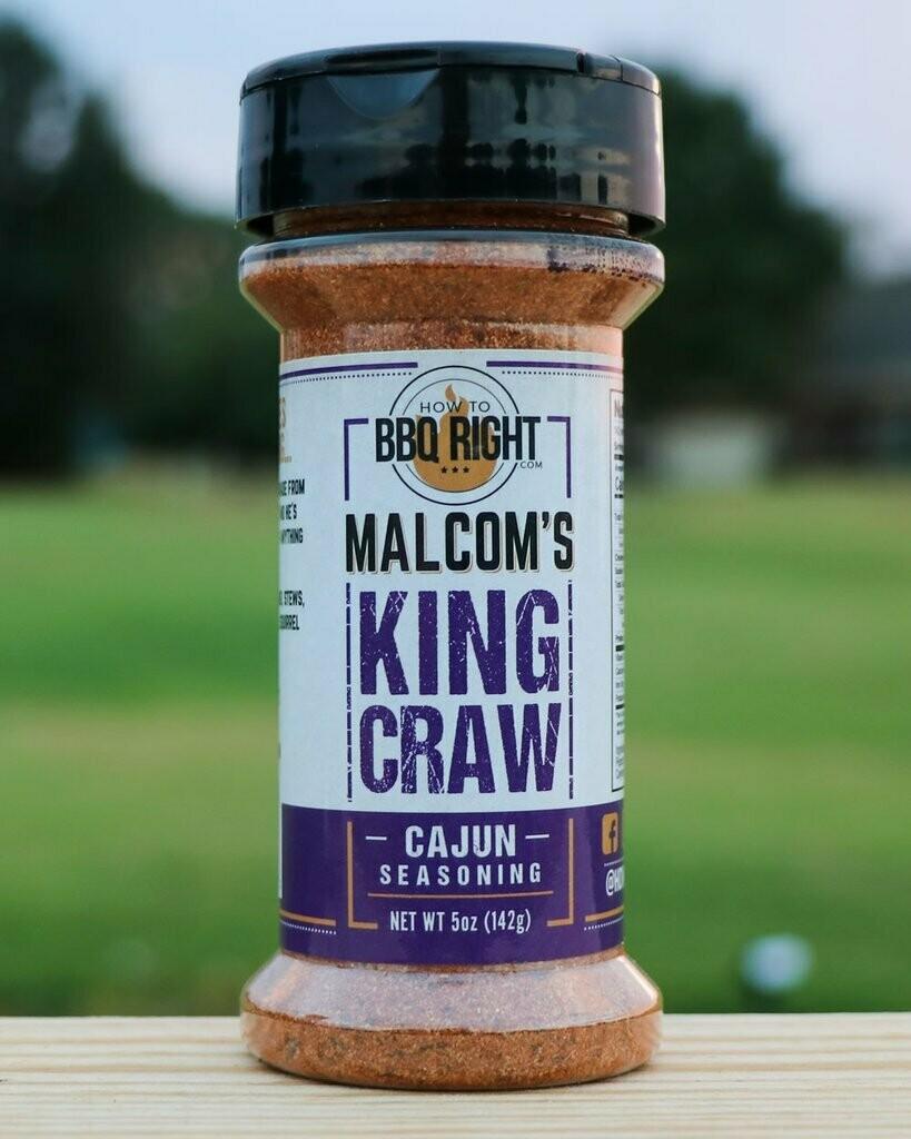 Malcom's King Craw-5oz