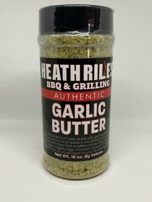 Heath Riles- Garlic Butter Rub