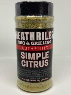 Heath Riles- Simple Citrus Rub