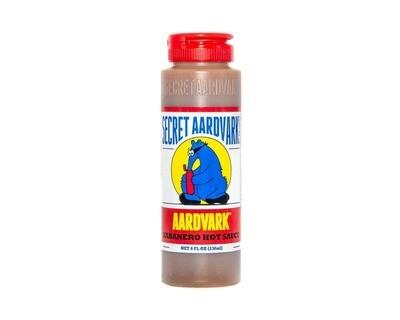 Secret Aardvark- Aardvark Habanero Hot Sauce