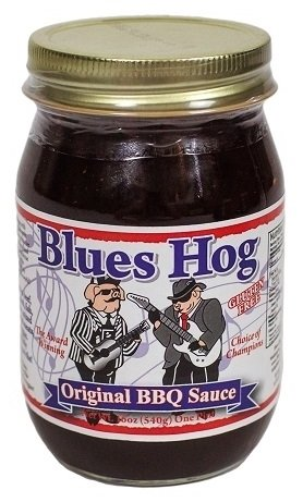 Blues Hog Original Pint 0665591893037