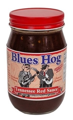 Blues Hog Tennessee Red Pint 0665591893075