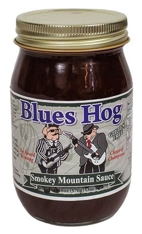 Blues Hog Smokey Mountain Pint 0665591893099