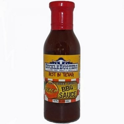 SuckleBusters Peach BBQ Sauce