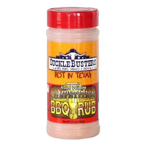 SuckleBusters Competition BBQ Rub 0858389003897