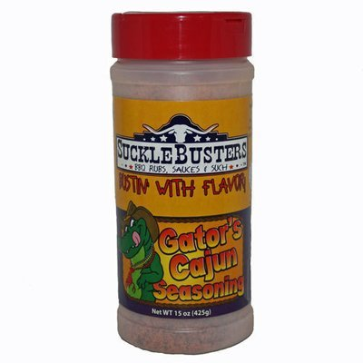 SuckleBusters Gators Cajun Seasoning