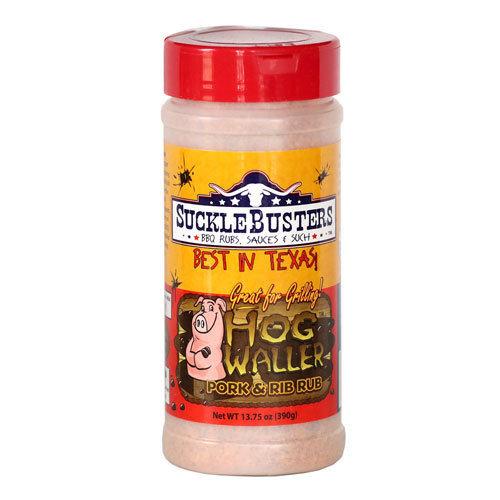SuckleBusters Hog Waller BBQ Rub 0858389003958