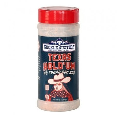SuckleBusters Texas Hold 'Um No Sugar