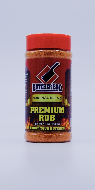 Butcher BBQ Premium Rub 0609613035821