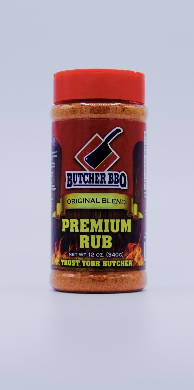 Butcher BBQ Premium Rub