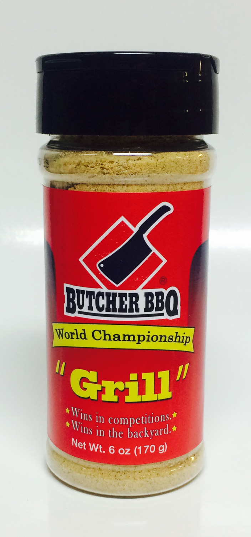 Butcher BBQ Grill Seasoning 0609613035890