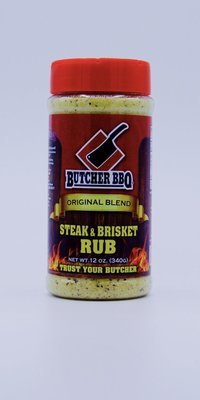 Butcher BBQ Steak and Brisket Rub