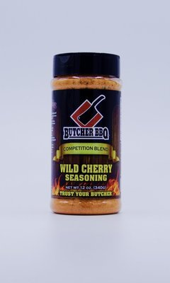 Butcher BBQ Wild Cherry Seasoning