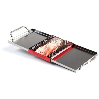 Charcoal Companion Stainless Plank Saver Tray