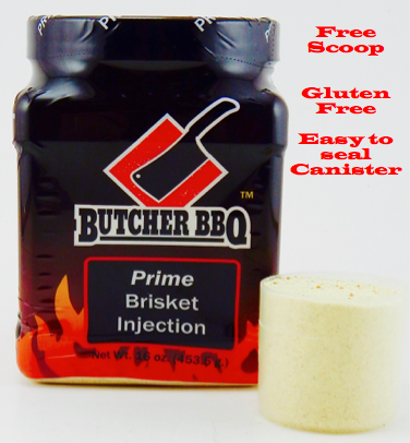 Butcher BBQ Prime Brisket Injection 0609613035913